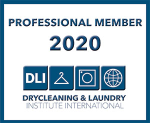 2020 Professional Member Drycleaning & Laundry Institute International